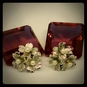 Harry S. Bick earrings